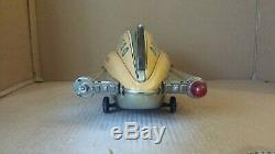 1960s Vintage Very Rare Modern Toys Masudaya MOON EXPLORER Tin Toy Japan SPACE