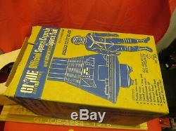 1964 VINTAGE GI JOE JOEZETA 1960's ORIGINAL OWNER SPACE CAPSULE BOX