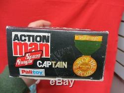 1964 Vintage Gi Joe Joezeta Palitoy Action Man Space Ranger Boxed Set