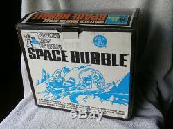 1968 NRFB RARE NOS Vintage Mattel MATT MASON Man in Space Toy SPACE BUBBLE