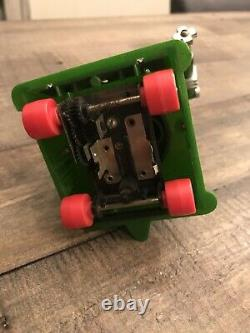 1968! Vintage Ideal Planet Zero Zeroid Zogg Space Robot Toy Machine As Is