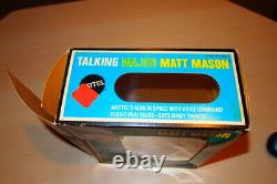1969 Vintage Mattel Talking Major Matt Mason Man In Space Rare (htf)