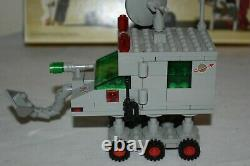 1979 LEGO LAND 6901 Space System Mobile Lab set in BOX Complete Instructions VGC