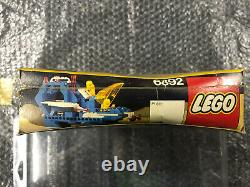 1986 Lego 6892 Classic Space Modular Space Transport MISB New Sealed Legoland
