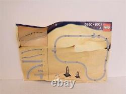 1988 Lego Space Futuron #6921 Monorail Accessory Track Building Set Complete