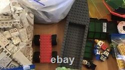 6.7kg mostly vintage Lego colour sorted spares job lot bundle space minifigures