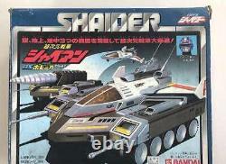 Bandai Space Sheriff Scheider DX Popinica Hyper Dimension Cheyenne Vintage toys