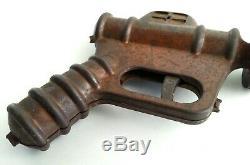 Buck Rogers Disintegrator Space Ray Gun Vintage 1940's Daisy All Steel Pistol