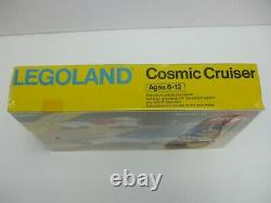 Classic 1982 Lego Space COSMIC CRUISER 6890 New in Factory Sealed Box