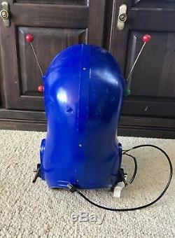 Extremely Rare 1962 Kusan S. A. C. Hat Vintage Space Sci-fi Toy Robot Star Wars