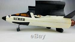 GI Joe 1987 Space Shuttle Vehicle + Small Ship Vintage 80's Toys