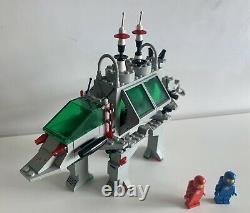 Genuine Vintage (1986) Lego Classic Space #6940'alien Moon Stalker' 100%