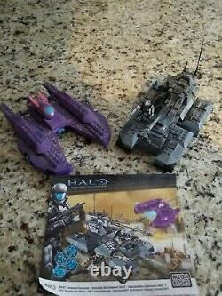 HALO Mega Bloks ODST Covenant Invasion #96853