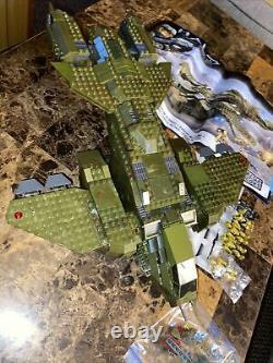 HALO Mega Bloks UNSC Pelican Dropship #96824