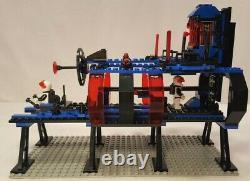 HTF Vintage Lego Space Police I #6955 Lock-Up Isolation Base100% Comp withInstrct