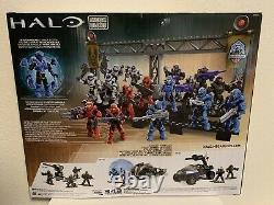 Halo Mega Bloks Arena Champions Battle Pack set # DPW95 NIB VHTF