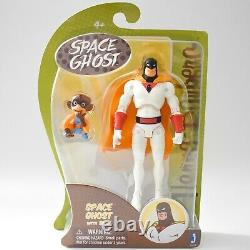 Hanna Barbera SPACE GHOST with BLIP Jazwares Premium Action Figure Vintage New