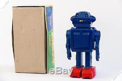 Horikawa Sh Junior Cragstan Dynamic Fighter Robot Tin Japan Vintage Space Toy