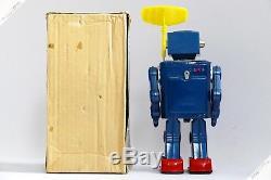 Horikawa Sh Masudaya Cragstan Radar Robot Astronaut Tin Japan Vintage Space Toy