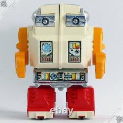 Horikawa Yonezawa Masudaya Lambda X Robot Super Machine Vintage Space Toy Japan