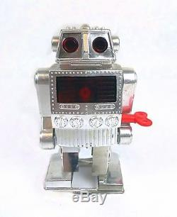 IMCO Wind-Up Space Robot No. 3117 Authentic Vintage Toy