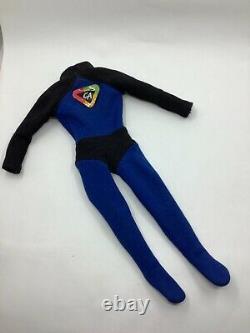 Ideal Captain Action 1966 Original Figure Toy Space Suit 12 Large Vintage