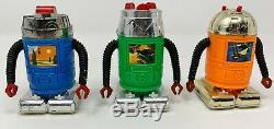 Imperial Toys 1978 Vintage Robots SUPER RARE Lot of 3 WEEKEND SALE ONLY