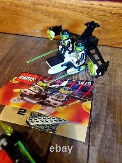 LEGO 1476 Value 5 Bonus Pack 1477 1479 1478 1480 1478, 100% COMPLETE