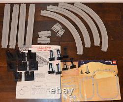 LEGO 6921 Monorail Accessory Track 98% Complete w Instructions Futuron Space'88