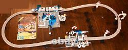 LEGO 6990 Futuron Space Monorail Set 100% Complete w Instructions, no box, 1987