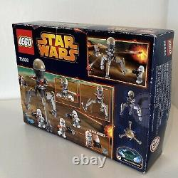 LEGO 75036 Star Wars Utapau 212th Battalion Clone Troopers Battle Pack Sealed