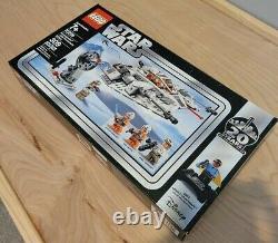 LEGO 75259 Star Wars Snowspeeder 20th Anniversary Edition New Sealed