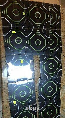 LEGO Blacktron Space Baseplates (6710) Brand New Factory Sealed