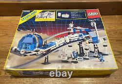 LEGO Classic Space 6990 Monorail Transport System RARE BOX ONLY NO BRICKS Vtg