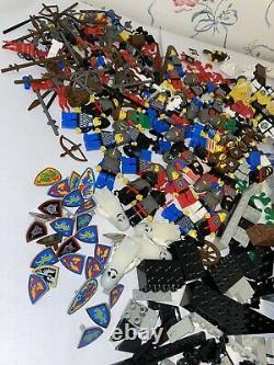 LEGO Classic Vintage Castle & Space Lot Sets 6075 6081 6038 6981 6931 6008 6105
