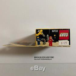LEGO Legoland Space System 6702 Space Mini Figures Sealed