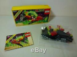LEGO M-Tron Space Boxed Collection with original instructions