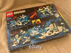 LEGO SYSTEM 6982 EXPLORIEN STARSHIP SET Vintage, Unopened, New in Box 652 pc