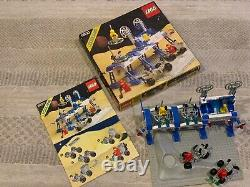 LEGO Space 6930 Space Supply Station Used 100% Complete
