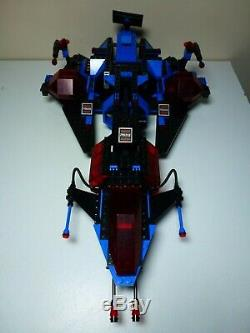 LEGO Space Police I Mission Commander (6986) with original instructions