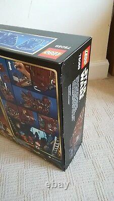 LEGO Star Wars 75059 UCS SANDCRAWLER Brand new sealed box