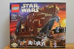 LEGO Star Wars 75059 UCS Sandcrawler retired set (New & Sealed!)
