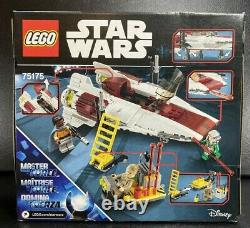 LEGO Star Wars 75175 A-Wing Starfighter Lando 2017 Set New in Sealed Box