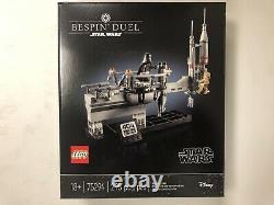 LEGO Star Wars 75294 Bespin Duel New Sealed