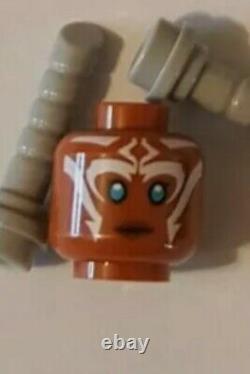 LEGO Star Wars AHSOKA TANO Minifigure #75158 100% NEW! NEVER ASSEMBLED MINT