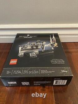 LEGO Star Wars Bespin Duel (75294) Rare Retired NIB Darth Vader Luke Skywalker
