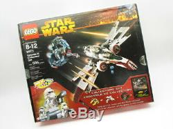 LEGO Star Wars Episode III Collector's Set 65711 7259 New ARC-170 Droid Fighter