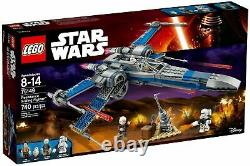 LEGO Star Wars Resistance X-Wing Fighter 75149 RETIRED NEW FREE SHIPPING