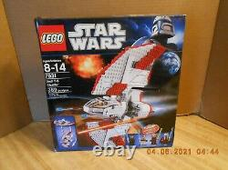 LEGO Star Wars T-6 Jedi Shuttle (7931) New Sealed See Pictures For Box Condition