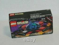 LEGO System Vintage NEW 6835 Spyrius Saucer Scout 1994 Rare Factory Sealed Box